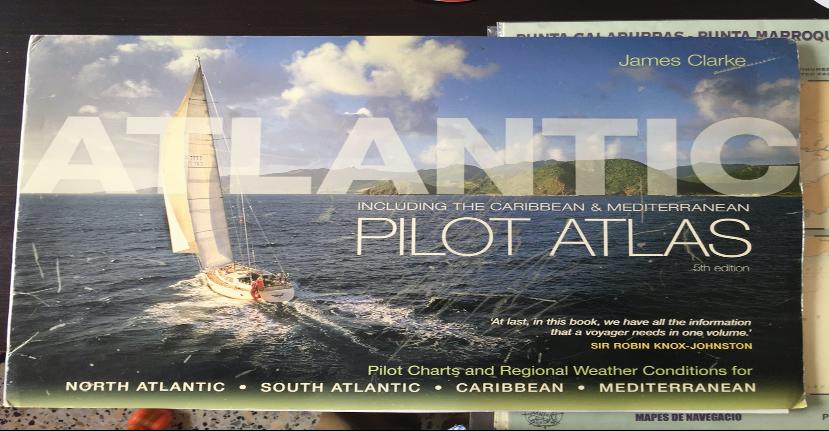 preparación cruce atlantico